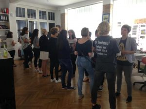 International Women's Connection - Speed Networking and Lightning Talks